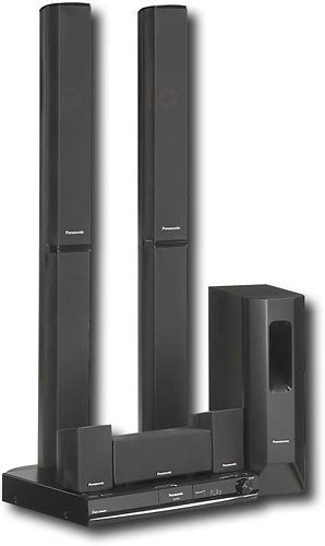panasonic 1000w 5 1 ch home theater system with dvd