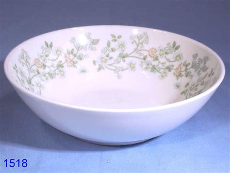 dish of china royal doulton summer mist bone china dessert dish cereal