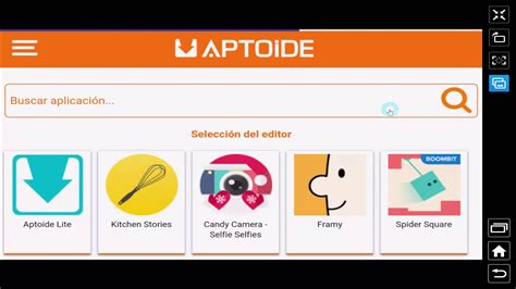 aptoide windows descargar aptoide para windows todoapps