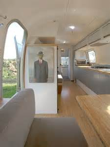 Sunroom San Diego Bamboo Flooring And Plywood In Airstream Modern Living