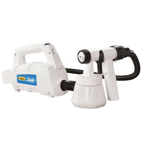 home depot paint sprayer wagner wagner home decor hvlp sprayer and spray tent combo