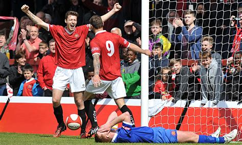 Fc Mancester United Fc United Of Manchester The Success Story That Proves