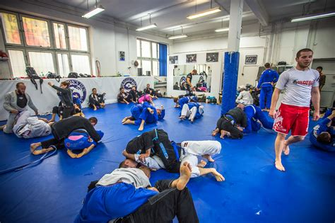 The Open Mat by Why Go To A Grappling Open Mat