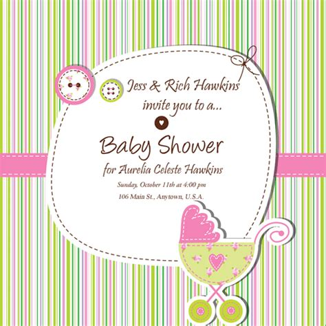 A Is Born Baby Shower by Baby Shower Invitations For Baby Already Born Theruntime