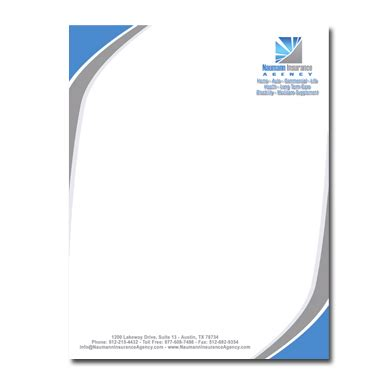 business letter heading design letterhead the free encyclopedia design