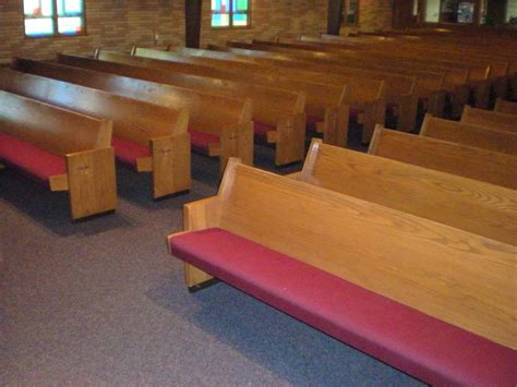 Church Pew Upholstery by Everything Upholstery Churches