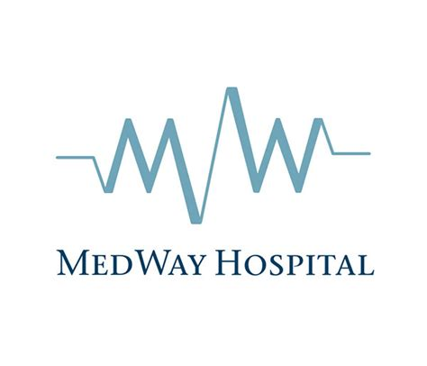 Cc Febriana medway hospital logo on behance