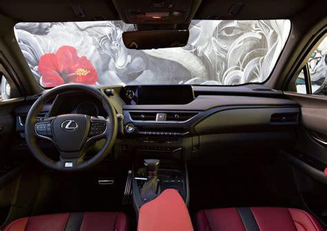 Lexus Carplay 2019 by Lexus Debuts Carplay Vehicle In All New 2019 Ux