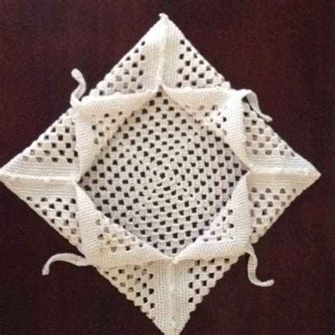 pattern for fabric napkin holder 93 best images about crochet napkin holder on pinterest