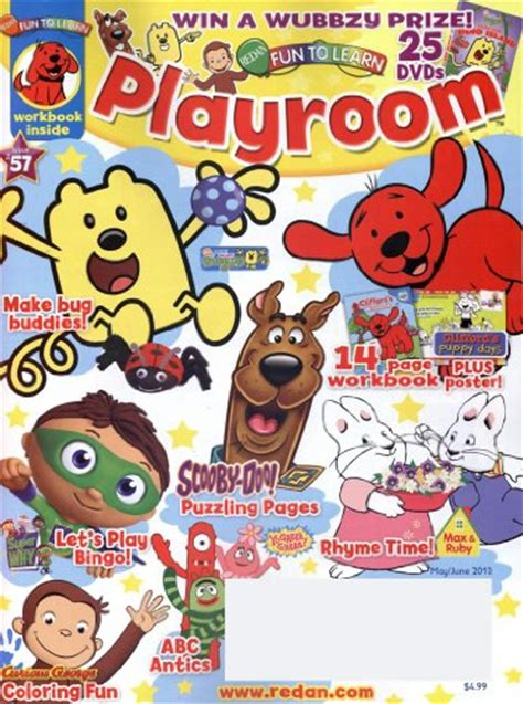 7 Great Magazines For by Preschool Playroom 7 Great Magazines For