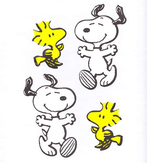 wallies snoopy and woodstock