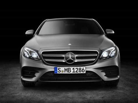 Komfort Fahrwerk Tiefergelegt Agility Control by Mercedes Benz E Klasse