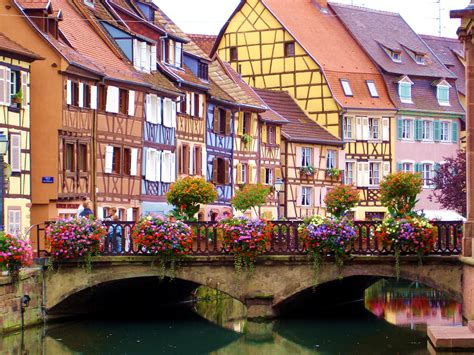 colmar france fairytale destination colmar france