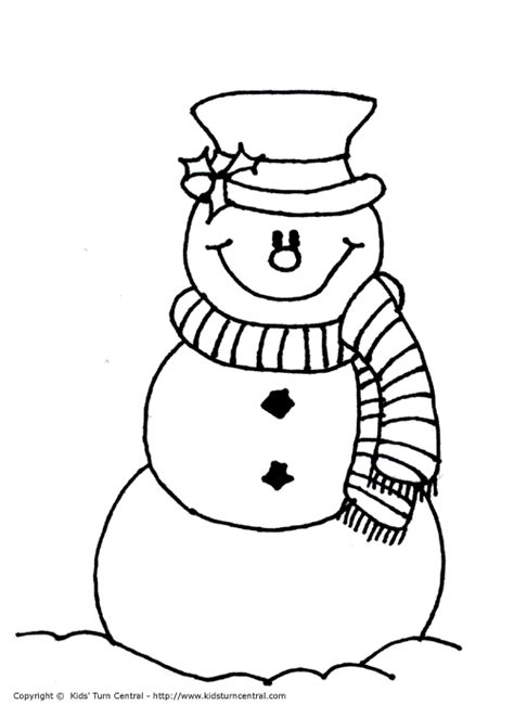 snowman coloring pages free printable snowman coloring pictures printable