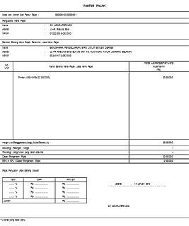 membuat faktur pajak masukan contoh penghitungan pemotongan pemungutan pph 22 dan ppn