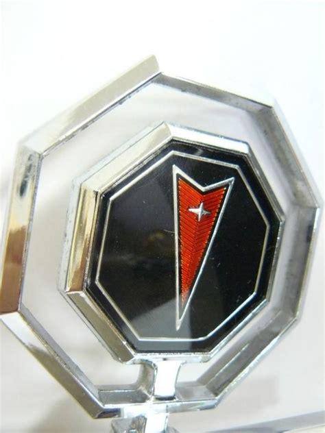 pontiac emblem for sale find 1982 1987 pontiac ornament w pontiac emblem