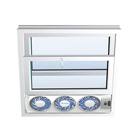 dual window fan reviews hawf2021 dual blade window 7 inch fan white