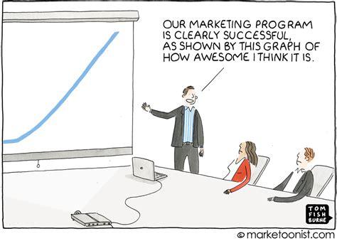 Vanity Metrics by Marketing Vanity Metrics Marketoonist Tom
