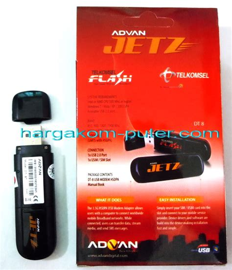 Modem Flash Advan Jetz modem advan jetz makin cepat dengan telkomsel flash