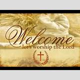 Christian Welcome Backgrounds | 480 x 360 jpeg 19kB