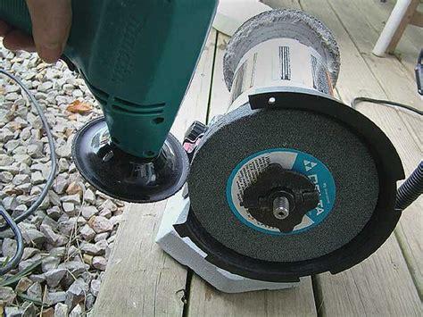 makita bench sander modifying makita gv5000 disc sander