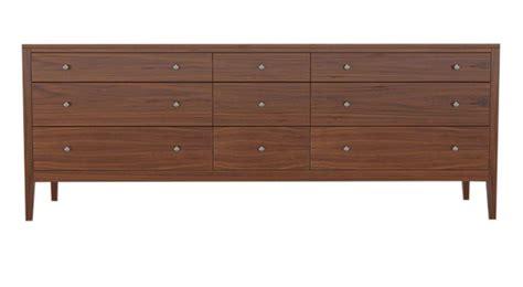 Nine Drawer Dresser by Circle Furniture Franklin Nine Drawer Dresser Hardwood Furniture Boston