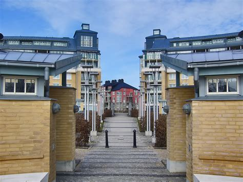 best postmodern residential architecture and malmo potatisakern a conspicuous postmodern residential