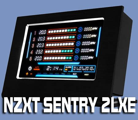 nzxt sentry 2 lxe fan controller review   introduction