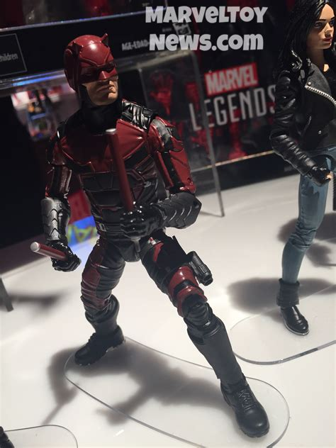 are marvel s netflix shows better than their movies toy fair 2017 netflix marvel legends figures daredevil