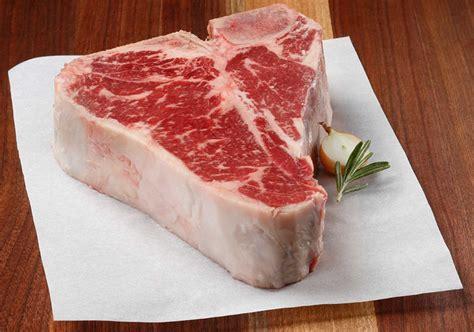 prime beef usda certified prime t bone steak