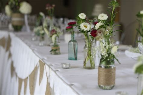 wedding table flowers images wedding flowers milk churn archives for flowers