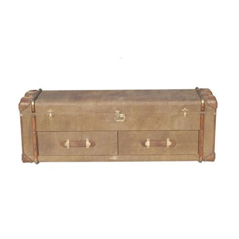 end of bed trunk timothy oulton globetrekker end of bed trunkstocktons