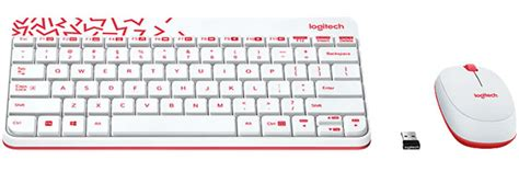 Murah Meriah Logitech Wireless Keyboard Mouse Mk240 Nano jual logitech mk240 nano wireless combo 920 008201 white murah bhinneka