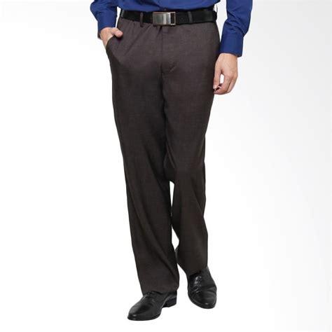 Celana Pendek Pria Formal jual traffic regular celana panjang formal pria kopi harga kualitas terjamin