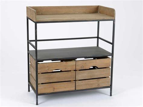 etagere aluminium cuisine ensemble table et chaises de s 233 jour riberto meuble de