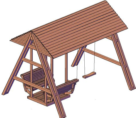 swing set drawing jean s ultimate swing set forever redwood