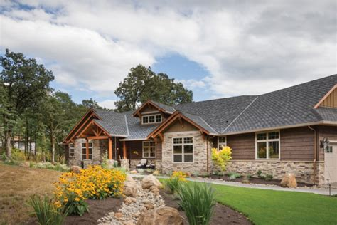 attractive craftsman ranch hwbdo76729 craftsman from