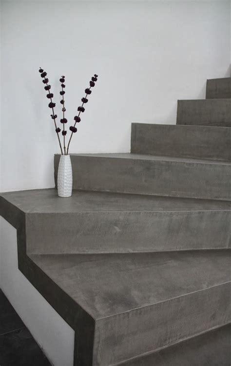 stahlgeländer bausatz treppenstufen holz fur betontreppe bvrao