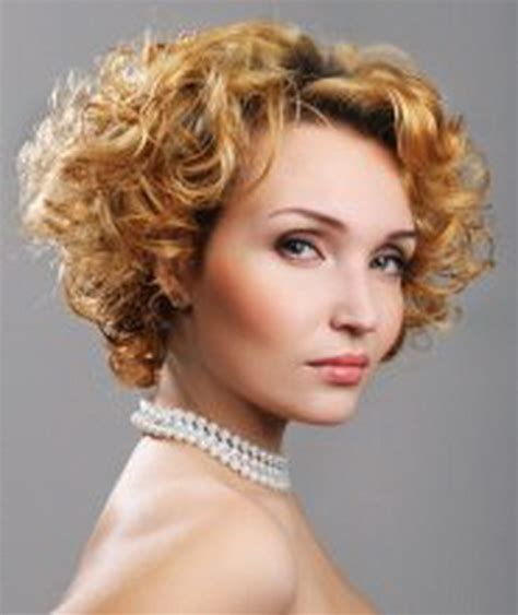 hairstyles curly for short hair short curly hairstyles for women over 50