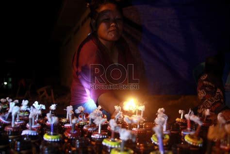 festival malam pasang lampu semarakan ramadhan