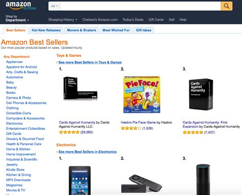 top sellers on amazon this how to find your niche s best selling amazon products