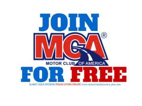 join motor club of america mca for free