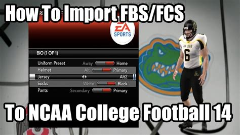 ncaa football 14 roster download ncaa football nugget wager ncaa 14 ncaa 17 updated rosters