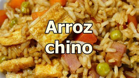 la cocina rpida de receta arroz frito chino tres delicias recetas de cocina faciles rapidas y economicas de hacer