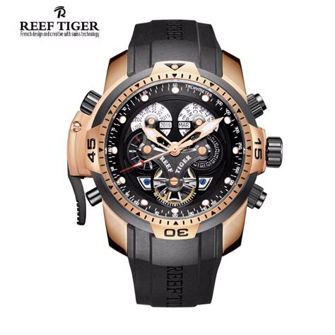 designers watch aliexpress com buy reef tiger rt designer watches for