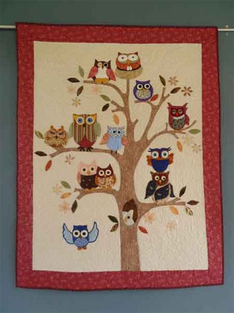 quilt pattern owl 5 best images of printable owl baby quilt pattern