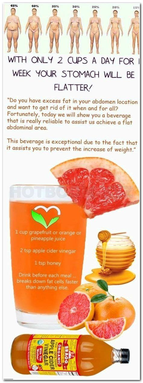 Burning Detox Diet Plan by Best 25 Vinegar Weight Loss Ideas On Cider