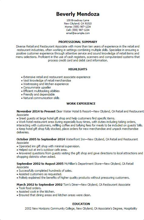 Resume Templates For Retail Sales Associate multitasking skills resume exles resume ixiplay free