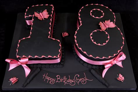 18th Birthday Cakes by 18th Birthday Cakes Walah Walah