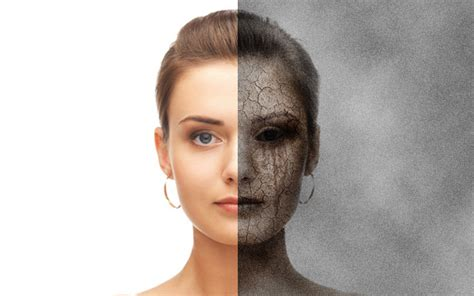 makeup psd templates for photoshop i changed a normal woman face to zombie by photoshop let